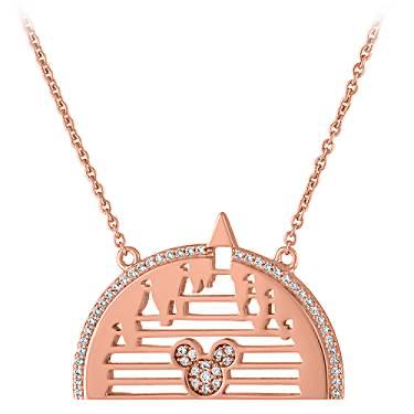Rebecca Hook Castle Necklace