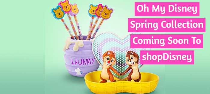 Oh My Disney Spring Collection
