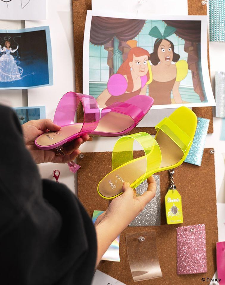 Aldo Cinderella Collection