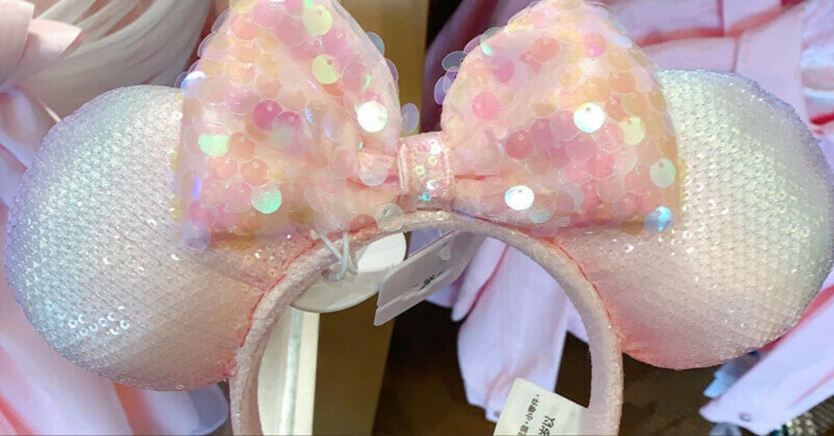Sakura Sway Minnie Ears