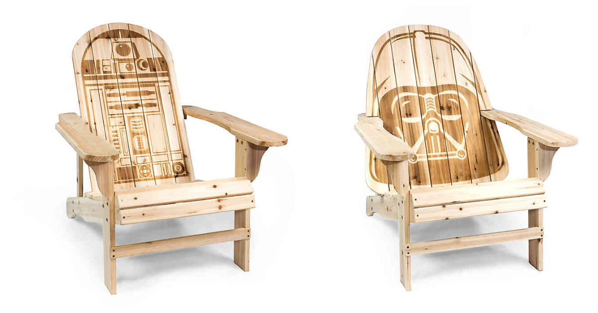 Star Wars Chairs