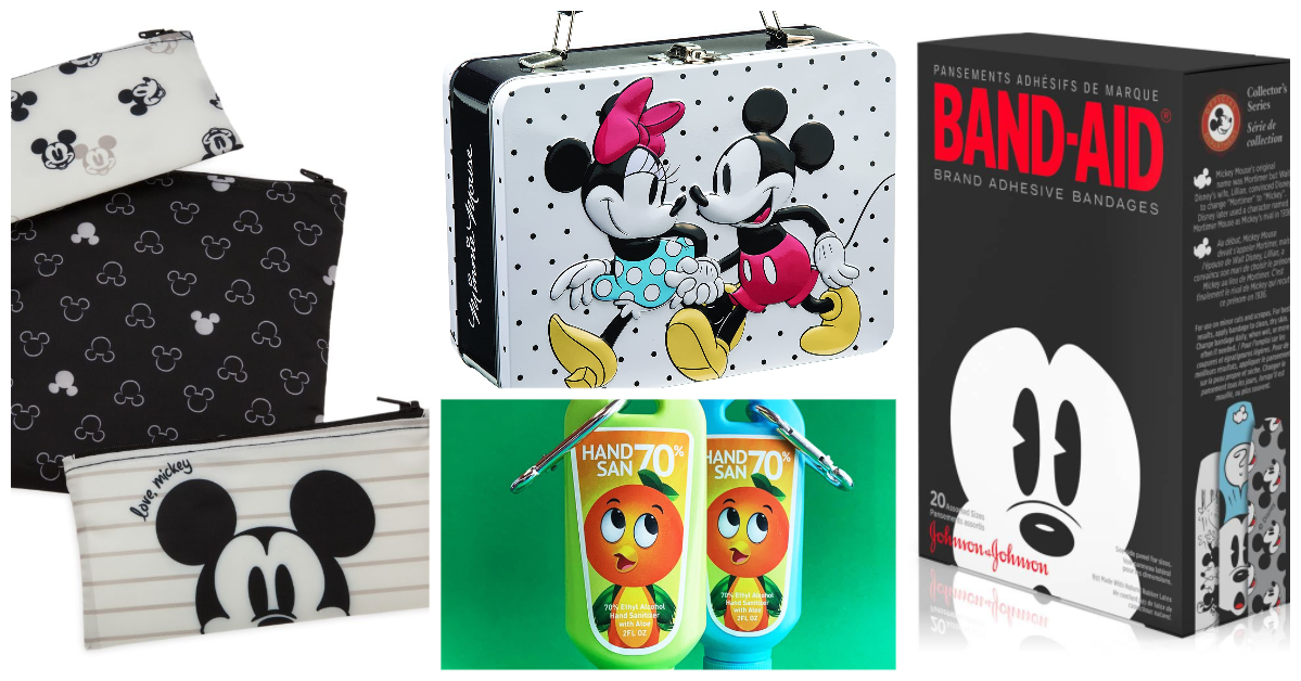 Disney Inspired First Aid Kit