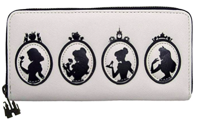 Disney Princess Silhouette Wallet