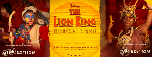The Lion King Experience