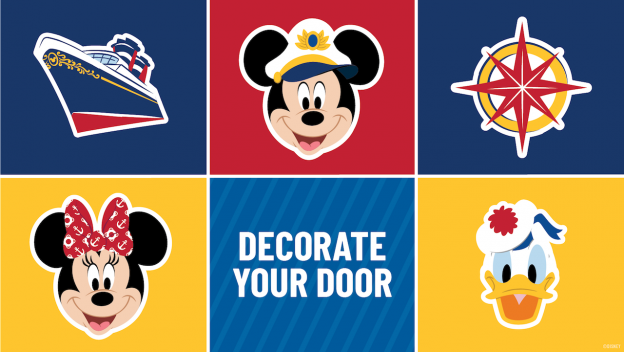 Disney Door Decorating