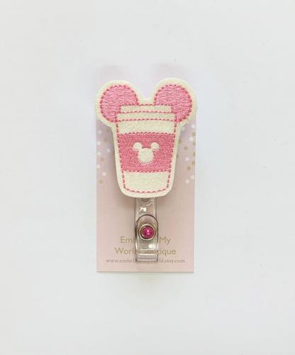 Disney ID Badge Reels