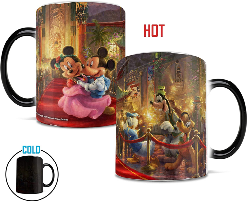 Thomas Kinkade Heat Sensitive Mugs