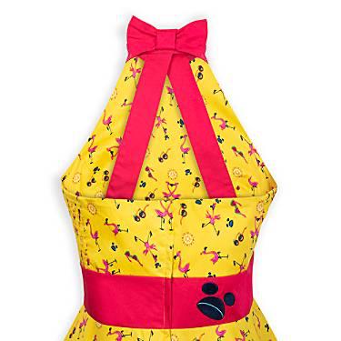 Flamingo Summertime Dress