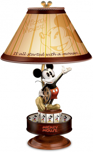 Magic Motion Mickey Mouse Lamp