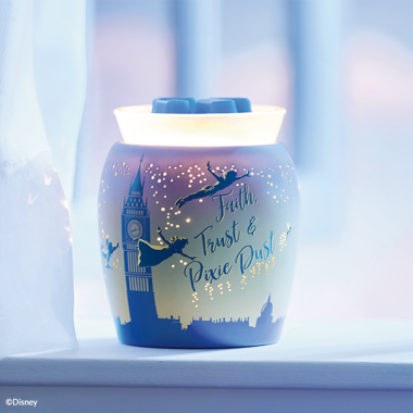 Tinker Bell Scentsy Warmer
