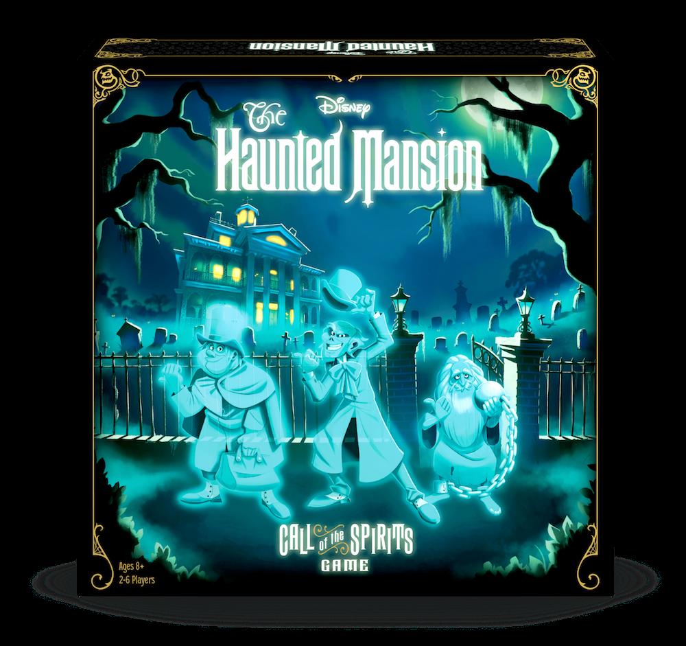 Haunted Mansion Game