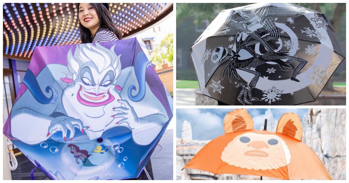 Disney Umbrellas