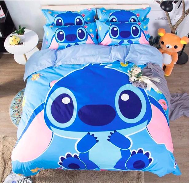 Stitch Bedding Set