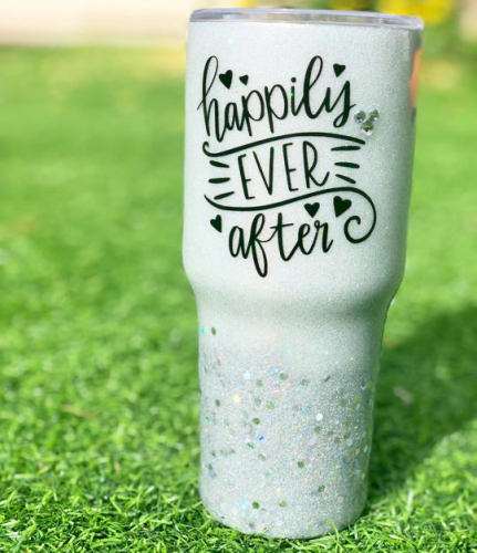 Happily Ever After Tumbler