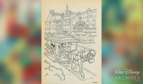 Free Downloadable Disney Coloring Pages