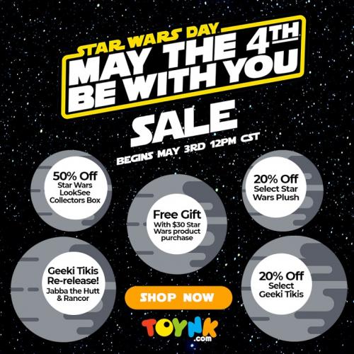 Toynk.com Star Wars