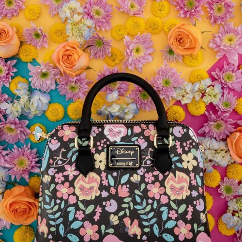 Floral Alice In Wonderland Loungefly Collection