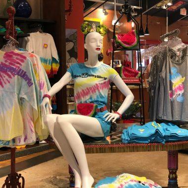 Disney Parks Tie-Dye Collection