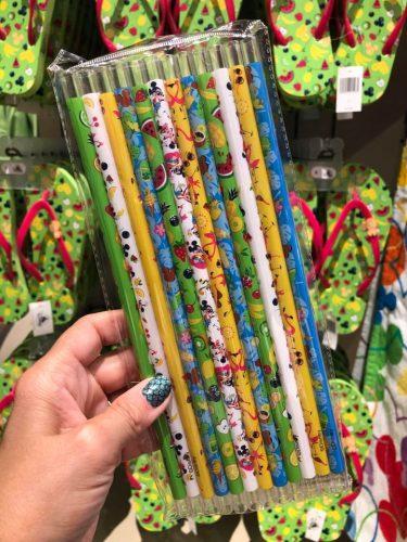 Reusable Disney Straws