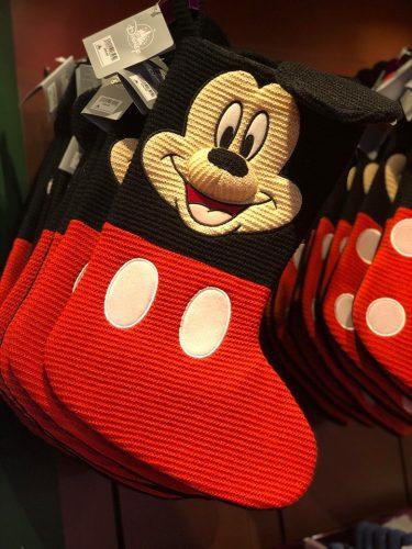 Knit Disney Christmas Stockings