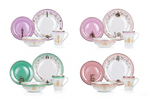 Disney Princess Dinnerware