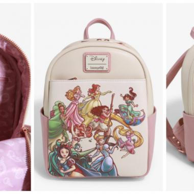 Disney Princess Sketch Backpack