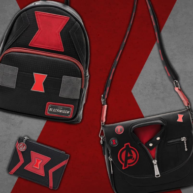 Black Widow Loungefly Collection
