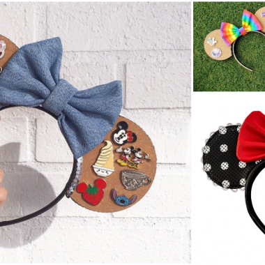Pin Trading Minnie Ears