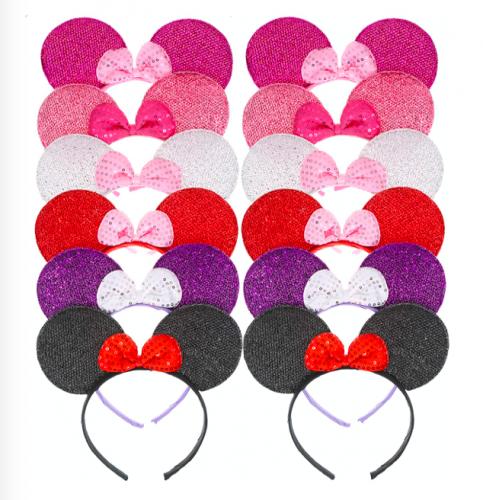 Minnie Ears Set Of 12