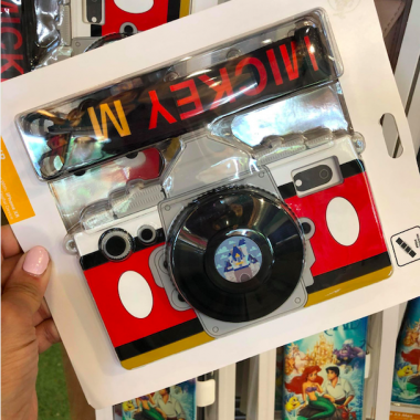 Mickey Camera Phone Case