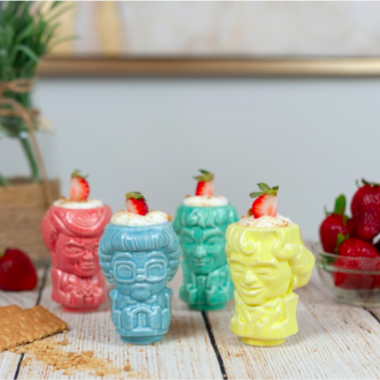 Golden Girls Geeki Tikis Mini Muglets