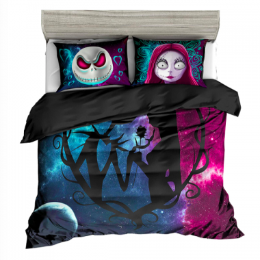 Jack And Sally Bedding