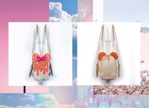 Minnie Mouse Popsicle Mini Backpack