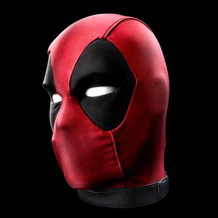 Deadpool Interactive Head