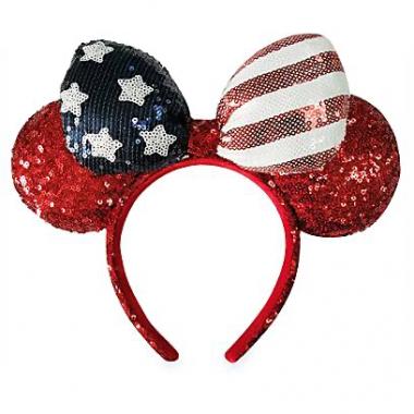 Americana Minnie Ears