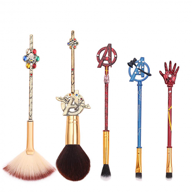 Avengers Makeup Brushes