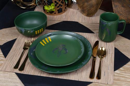 Boba Fett Dinnerware Set