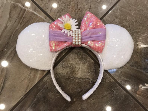 Daisy Duck Ears