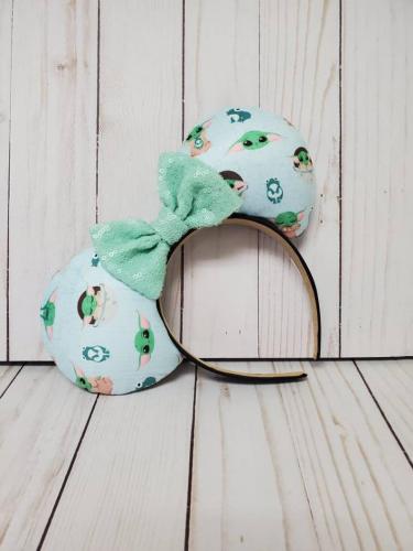 Baby Yoda Ears