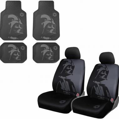 Darth Vader Car Accessories Set