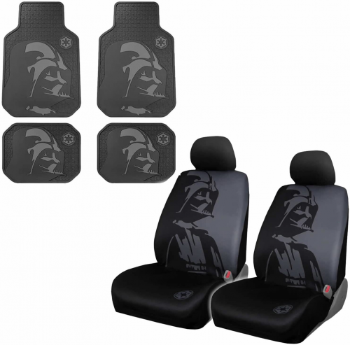 Darth Vader Car Accessories Set