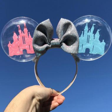 Sleeping Beauty Castle Ears