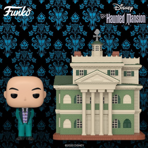 Haunted Mansion Funko Pop