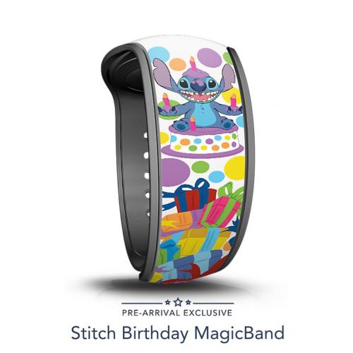 Stitch Birthday MagicBand