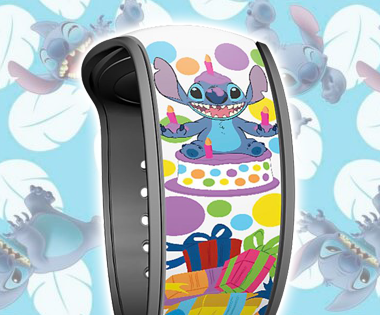 Stitch Birthday MagicBand