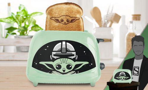 Baby Yoda Appliances