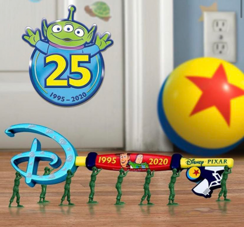 Toy Story Disney Store Key