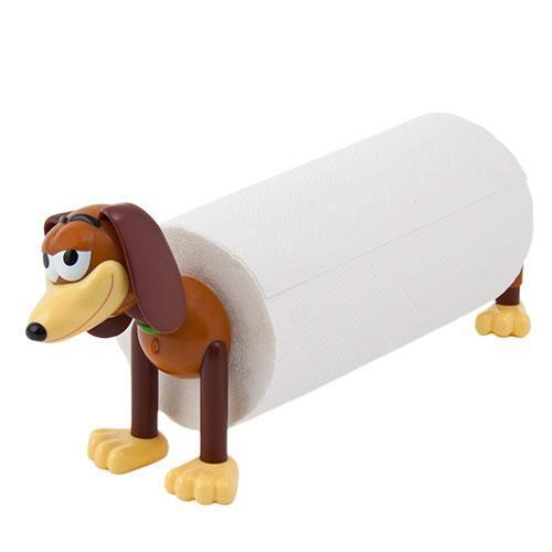 Slinky Dog Paper Towel Holder