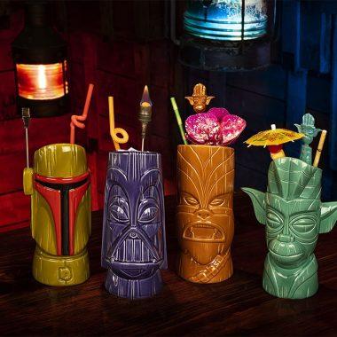 Star Wars Geeki Tiki Exclusives