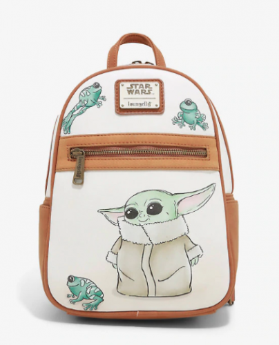 Baby Yoda Loungefly Collection